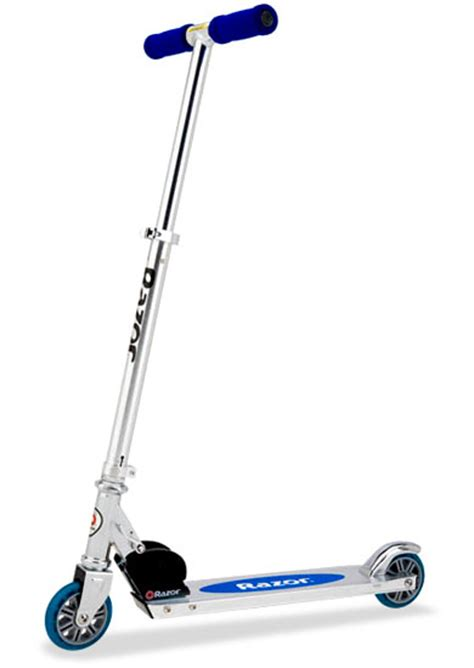 a classic style kick scooters