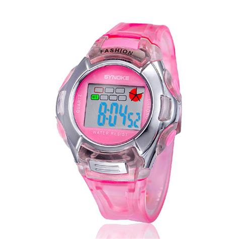 superior hour for clock sports digital led watches