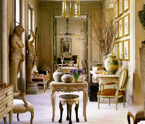 tuscan mediterranean interiors on