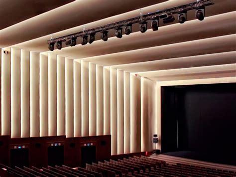 illuminazione cinematografica osram per il cinema della biennale di venezia arketipo