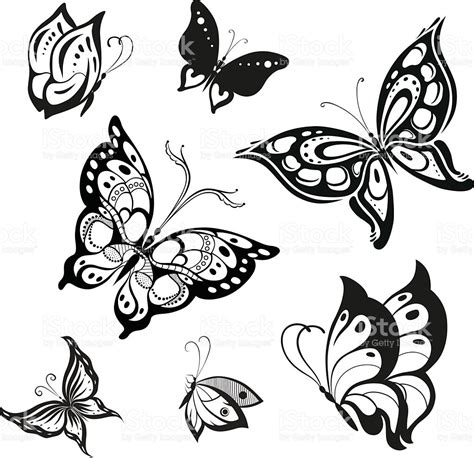 vector butterflies stock vector art amp more images of 2015
