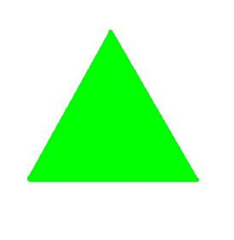 and green triangle logo pictures to pin on thepinsta