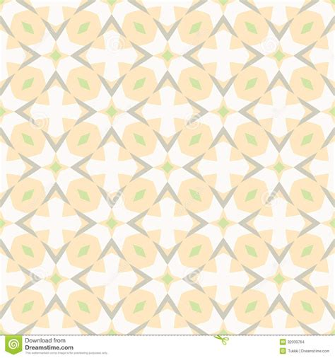 20973 Bold Retro Pattern S M L pattern with bold geometric shapes in 1970s style stock