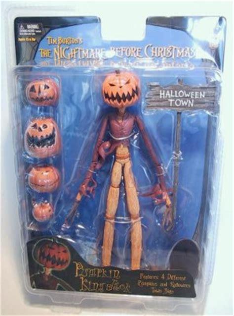 pumpkin king action figure    pumpkins