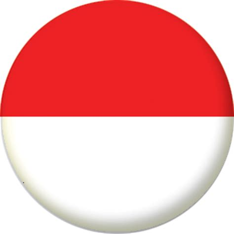 Webbing Jl 25mm indonesia country flag 25mm pin button badge 1266 p hosting murah