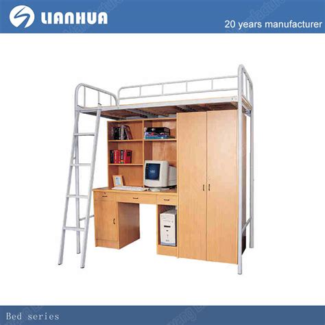 student bunk bed student bunk bed with study table metal bunk bed with desk