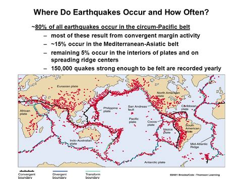 earthquake often happens around us what are earthquakes the shaking or trembling caused by
