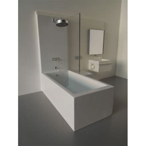 dolls house bath modern dollhouse furniture m112 pods single vanity bath unit with tub shower and toilet by
