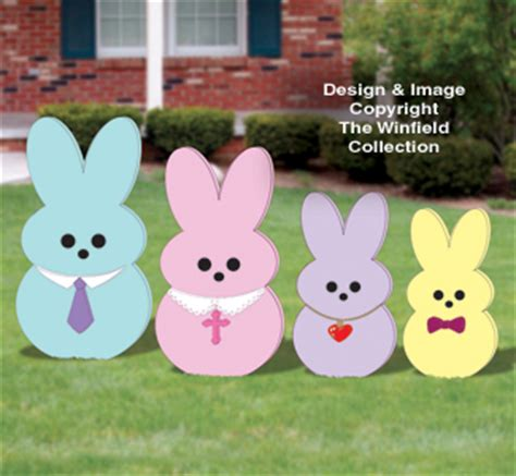 easter color posters yard peeper family woodcraft pattern