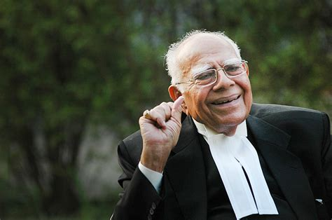 Lawyer K Fed Can Pay His Own Fees by Has Ram Jethmalani His Shelf Is He Just A