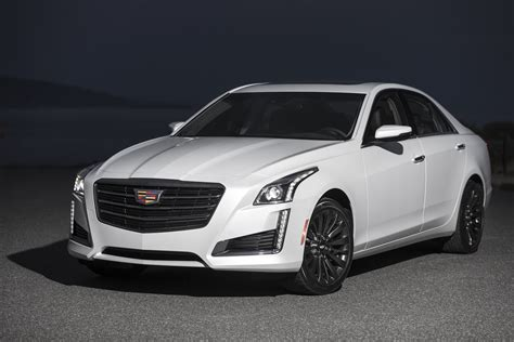 American Chevrolet Cadillac by 2016 Cadillac Cts Black Chrome Package Gm Authority