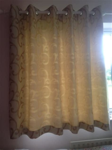 cream gold curtains lined cream gold curtains for sale in kilmacthomas
