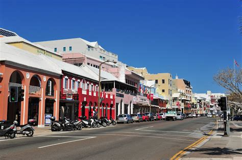 haircuts downtown hamilton vogue quot the most stylish street in bermuda quot bernews