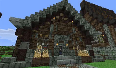 Minecraft Home Interior Ideas B 228 Ckerei Honigtau Honeydew Bakery Minecraft Project