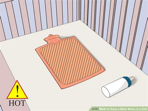 how to keep baby in crib at how to keep a baby warm in a crib 10 steps with pictures