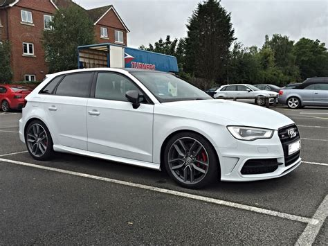 White S3 Audi by Tag For Audi S3 Sportback White 2015 2015 Audi S3