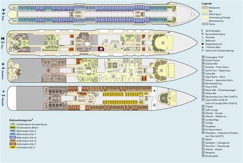 aidabella kabinenplan deck 4 mein schiff 4 bewertungen reiseberichte bilder