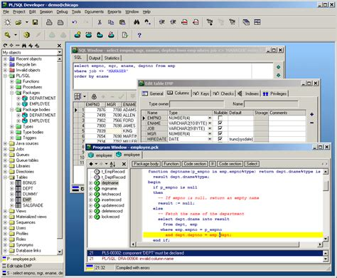 Pl Sql Developer by Pl Sql Programmer Pl Sql Functions Are Also Saved On Database In Form Of Store Procedure