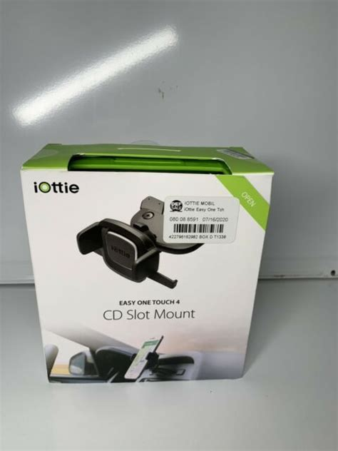 iottie easy  touch  cd slot mount hlcriort  sale