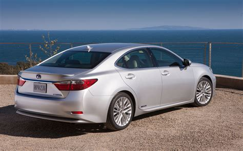 lexus es300 back 2013 lexus es 350 and es 300h first look photo gallery