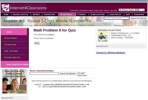 Answer 9 Round 5 Digit Whole Number To Nearest Ten Thousand