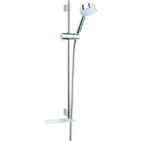 Bath And Shower Mixer mira beat bath and shower mixer fittings kit chrome
