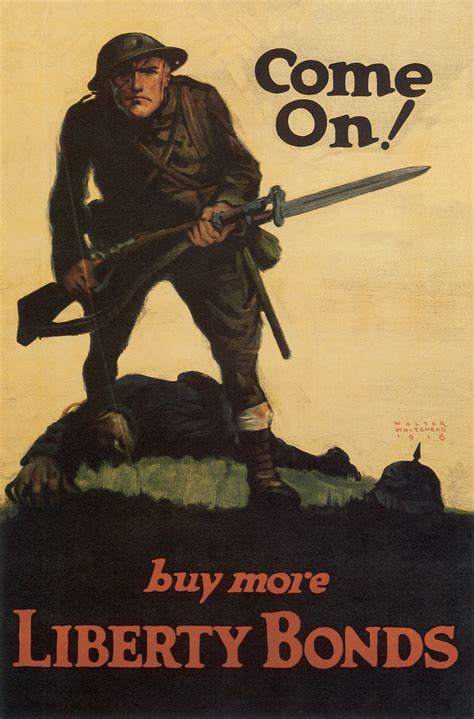 Buy A L by Wwihomefront Wwi Posters