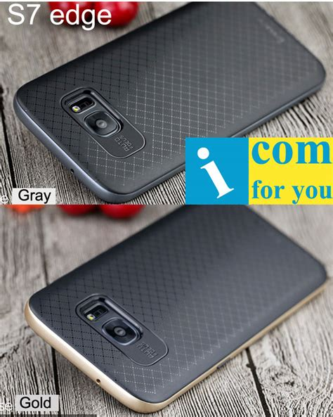 Ipaky Ori Samsung S7 Flat Backcoverslimhardarmor original ipaky cover for samsung galaxy s7 edge in half wrapped from cellphones