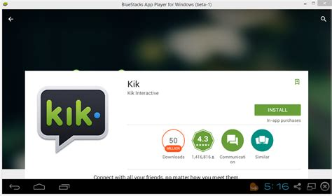 Kik Phone Number Lookup Kik Messenger For Pc Windows Xp 7 8 10