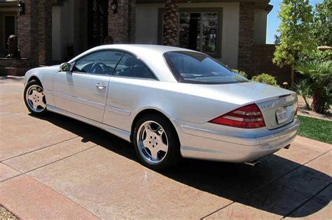 mercedes cl600 coupe 2002 mercedes cl600 coupe 114593