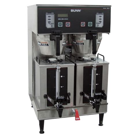 Bunn 35900.0010 GPR DBC BrewWISE 18.9 Gallon Dual Coffee Brewer   120/208 240V, 16800W