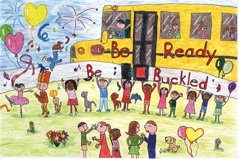 Drawing Contests For Kids To Win Money - 2016 quot be ready be buckled quot kids art contest federal