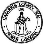 Cabarrus County Property Tax Records Cabarrus County Carolina