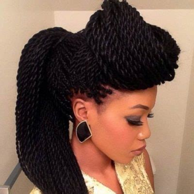seneglese twist hair styles for older women shoulder length senegalese twists intended for hairstyles