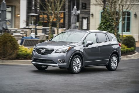 2020 Buick Envision Avenir by 2019 Buick Envision Top Speed