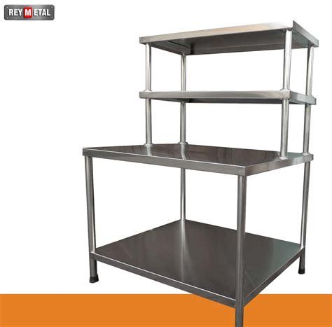 Meja Dapur Stainless Reymetal Produsen Kitchen Set Stainless