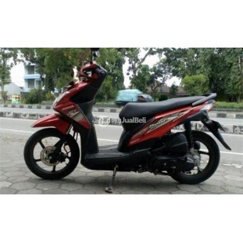 Honda Beat Pgm Fi 2014 Merah by Motor Matik Honda Beat Pgm Fi Second Tahun 2014 Merah