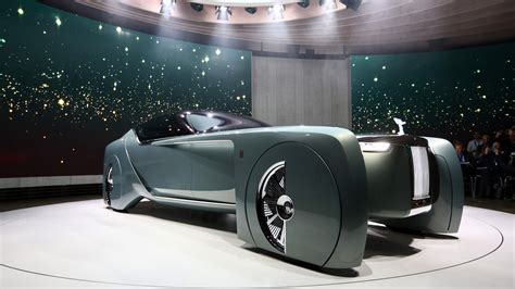 roll royce future car drive into the future with rolls royce s land yacht of a