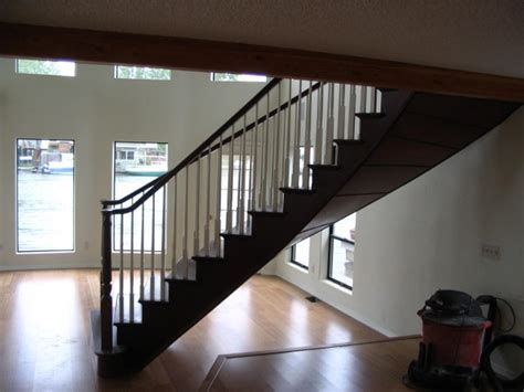 Free Standing Stairs Design Freestanding Staircase Portland Stair Company