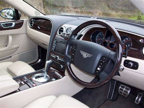 2006 bentley flying spur interior 2006 bentley continental flying spur for sale