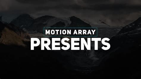 trendy minimal titles premiere pro templates motion array