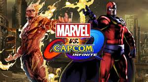 Marvel vs capcom infinite roster and details possibly