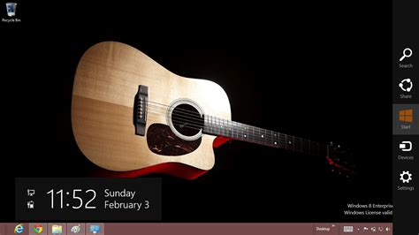 guitar themes for windows 8 1 guitar windows 8 theme ouo themes