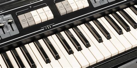 History Of String - a brief history of string synths reverb
