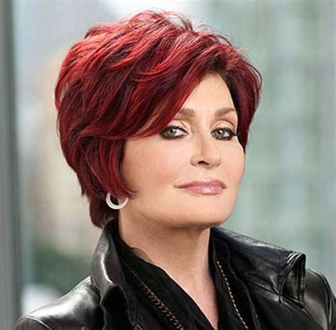 red hair 40s 15 short hair cuts for women over 40 short hairstyles