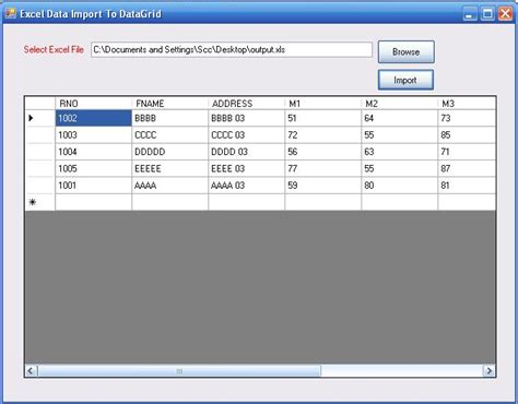 get data from excel c how to get data from excel sheet