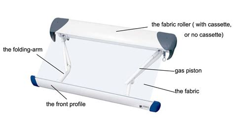 folding awning folding arm awning suncode 1500 china folding arm