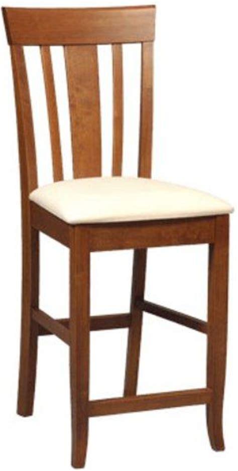 K D Furniture Bar Stools by Linon 02456dok 01 Kd U Slat Back 24 Inch Bar Stool