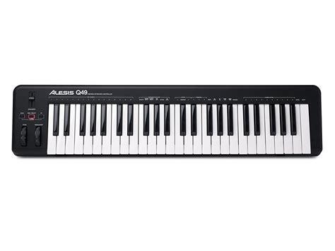 Alesis Q49 Keyboard Alesis Q49 Usb Midi Keyboard Controller