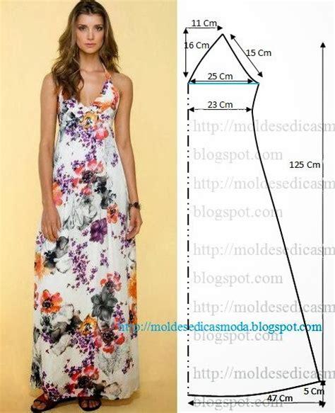 pattern dress simple vestido longo f 193 cil de fazer easy patterns and sewing